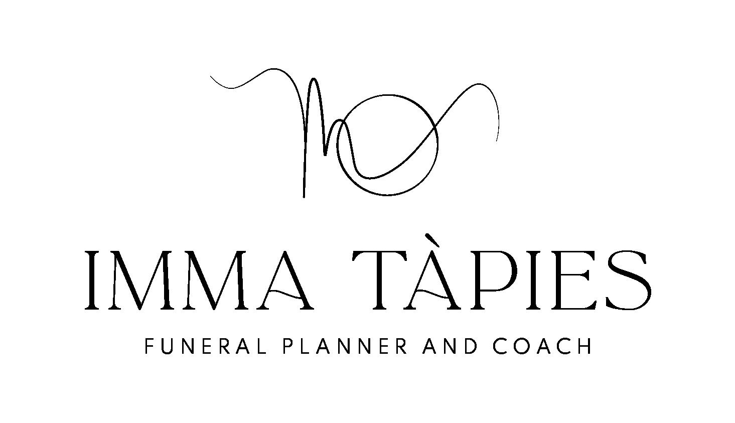 logo Imma Tapies